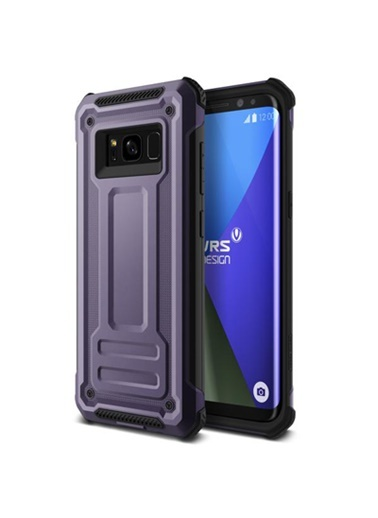 Samsung Galaxy S8 Terra Guard Kılıf Orchid-Verus